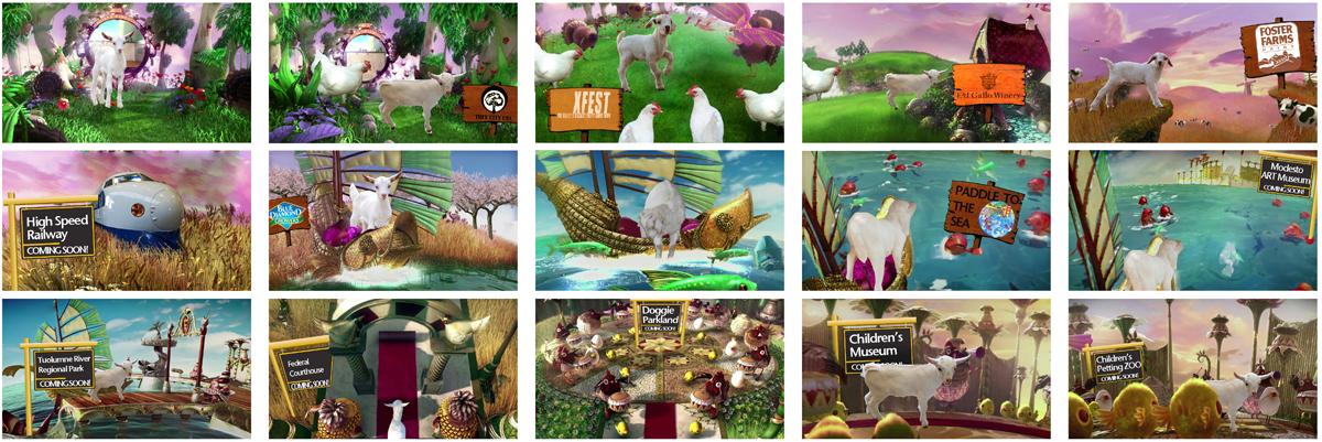 Modesto's Adventure Land Safari